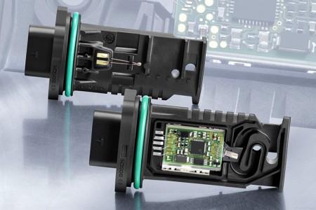 Senzor protoka vazduha u sistemu usisa (Robert Bosch GmbH)