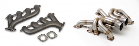Izduvnikolektori za V8 motore (Holley Performance Products, Nelson Racing)