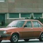 Opel Ascona 1970. – 1988. – Istorija modela