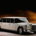 Mercedes – Benz 600 1963. – 1981. – Istorija modela