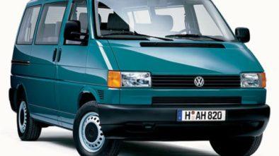 Volkswagen Transporter T4 2.4D AJA