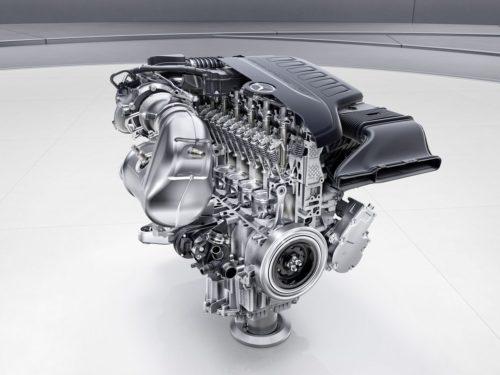 Mercedes redni 6-cilindraš