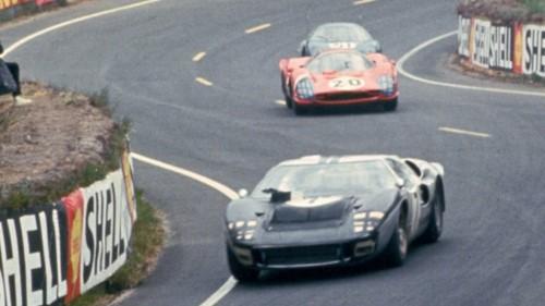 Ford GT – 24 sata Le Mansa