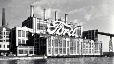 Ford fabrika