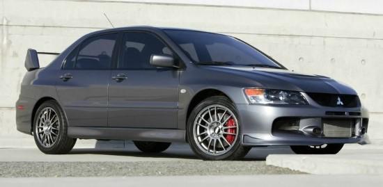Mitsubishi Lancer Evolution IX (CT9A / CT9W)