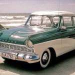 Ford Taunus P2 1957. – 1960. – Istorija modela