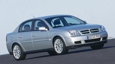 Opel Vectra C servis