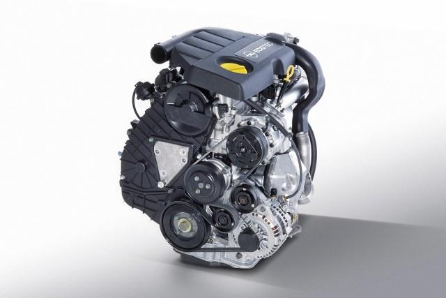 1.7 CDTi motor