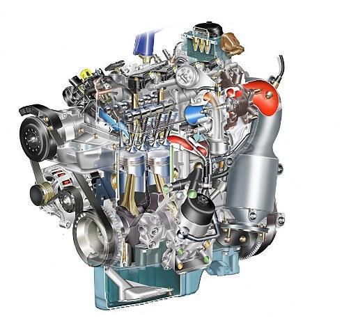 1.4 T-jet motor