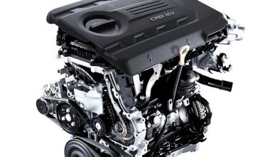 1.7 CRDi motor