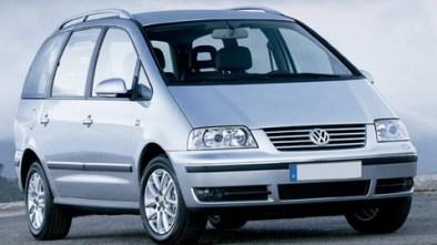 VW SHARAN 7M