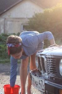 Kako pravilno oprati auto?