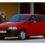 Fiat Punto 1. gen. (1993. – 1999.) – Istorija modela