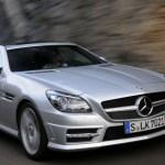 Mercedes-Benz SLK klasa – propisane količine motornog ulja …
