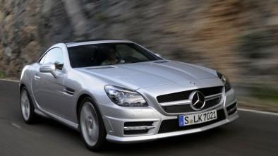 Mercedes-Benz SLK klasa