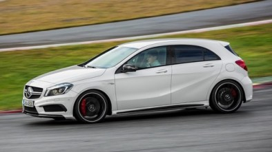 Mercedes A klasa W176