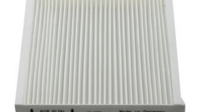 Filter kabine, polen filter