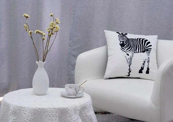Ceramic Vase Small Flower Pot Home Living Room Decoration Accessories With Art Design Shopdecimals Department E Store