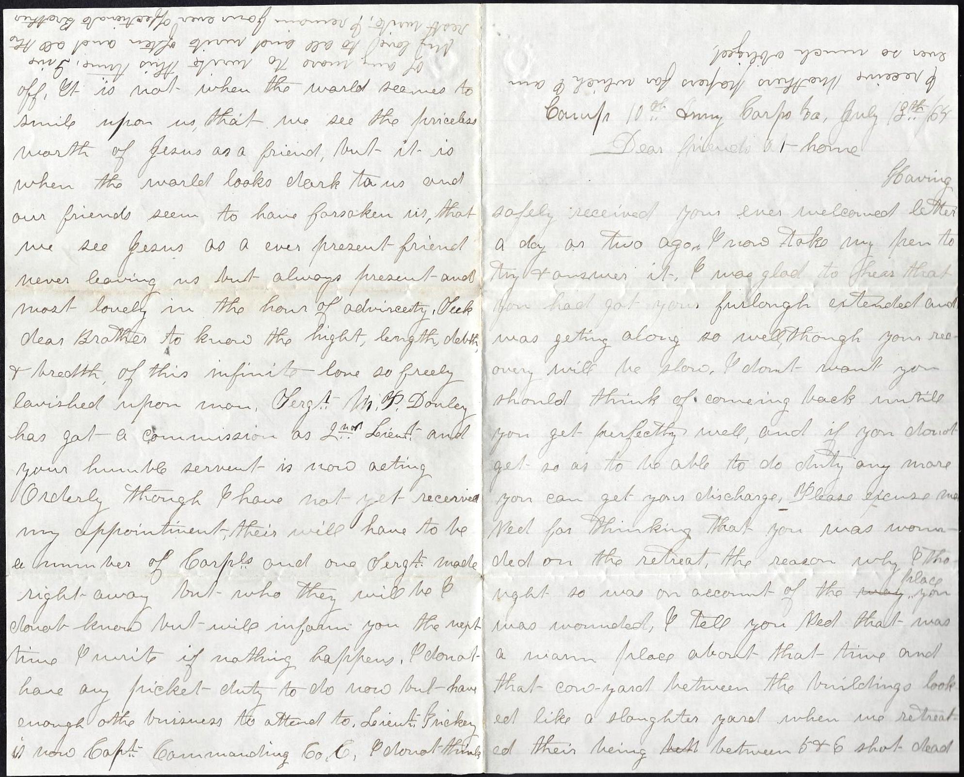 July 13, 1864