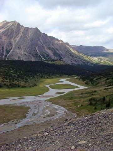 Brazeau Loop Trek, Jasper National Park (3/6)