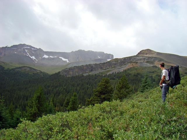 Brazeau Loop Trek, Jasper National Park (4/6)