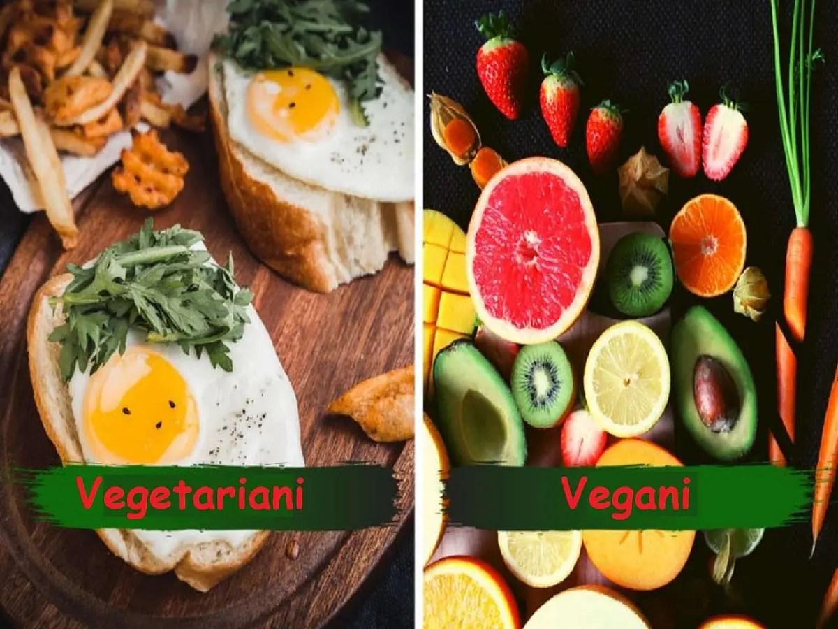 Vegeteriani e vegani