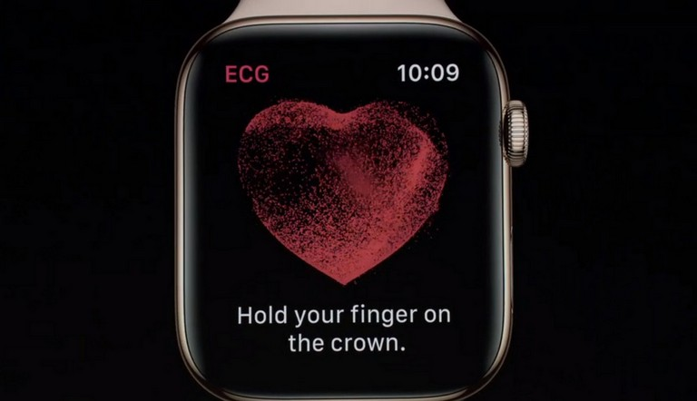 論Apple Watch ECG App