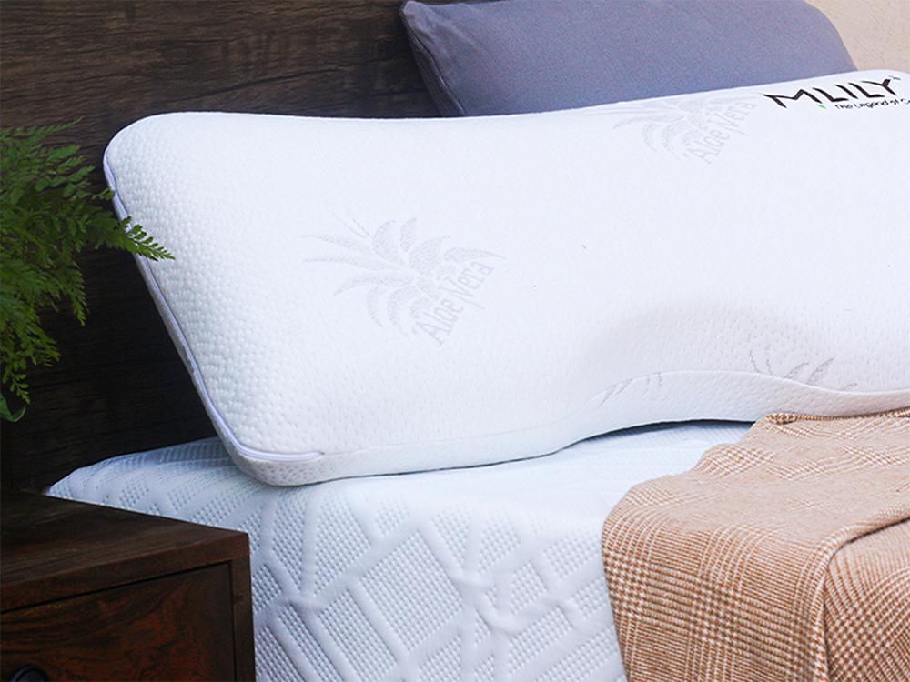 serenity contour pillow