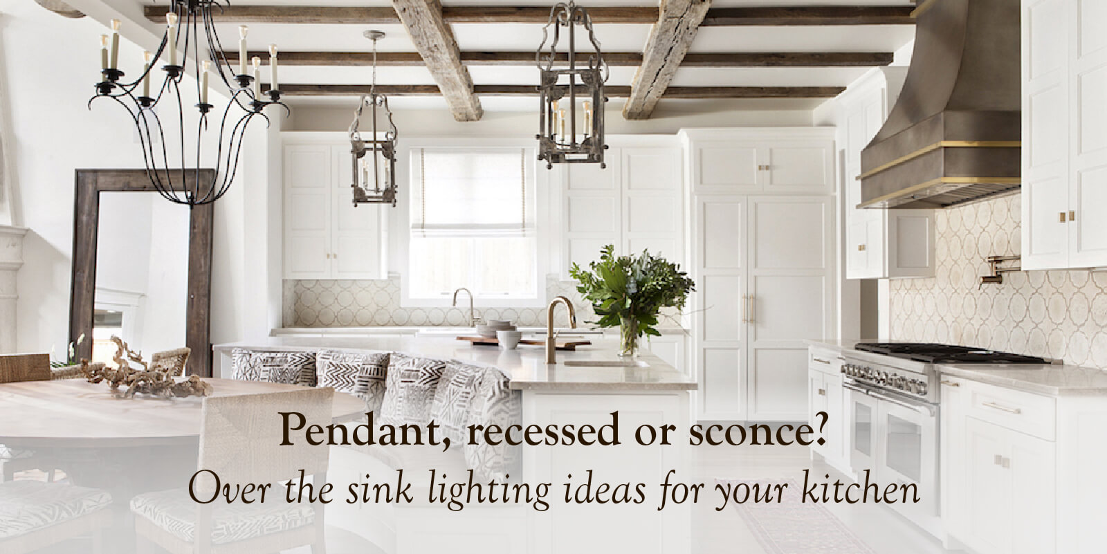 best over the sink lighting ideas for