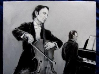 Daniil Shafran, Russian cellist