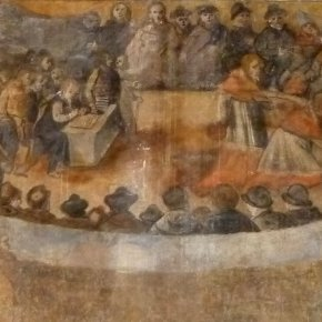 A Palace, Dying Pope and Forgotten Painting