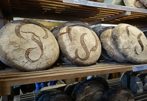 Can there be any better bread than in France?