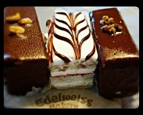 Pastries and passion at Edelweiss bakery