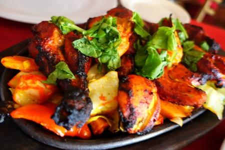 Tandoori dish