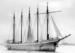 Malahat rumrunner ship
