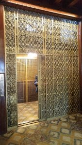 Elevator with operator