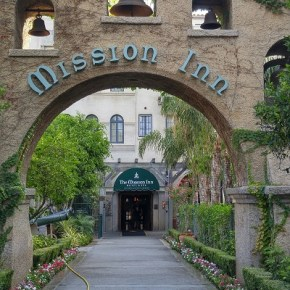 The Mission Inn, Riverside Calif