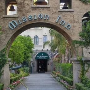 The Mission Inn, Riverside Calif