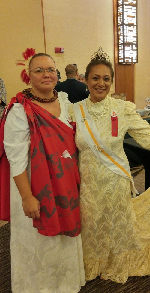 Queen Mo'i Wahine