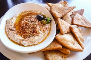 house made hummus