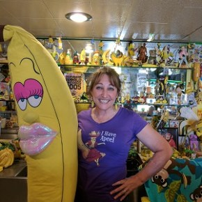 Go Bananas in the Banana Museum