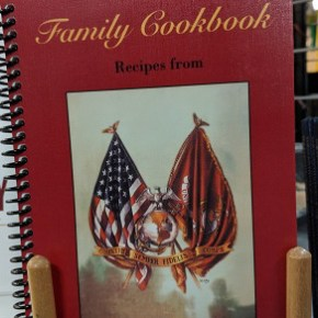 Cookbooks Benefit Semper Fi Fund