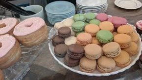 Celebrate Bastille Day with Macarons at Savannah's Café M French Cafe