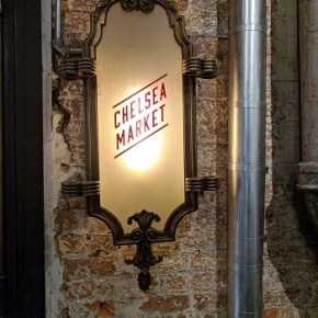 Chelsea Market and the Food Network