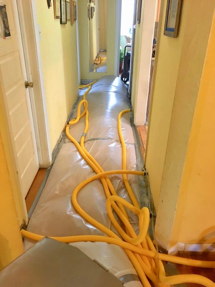 orlando water damage restoration