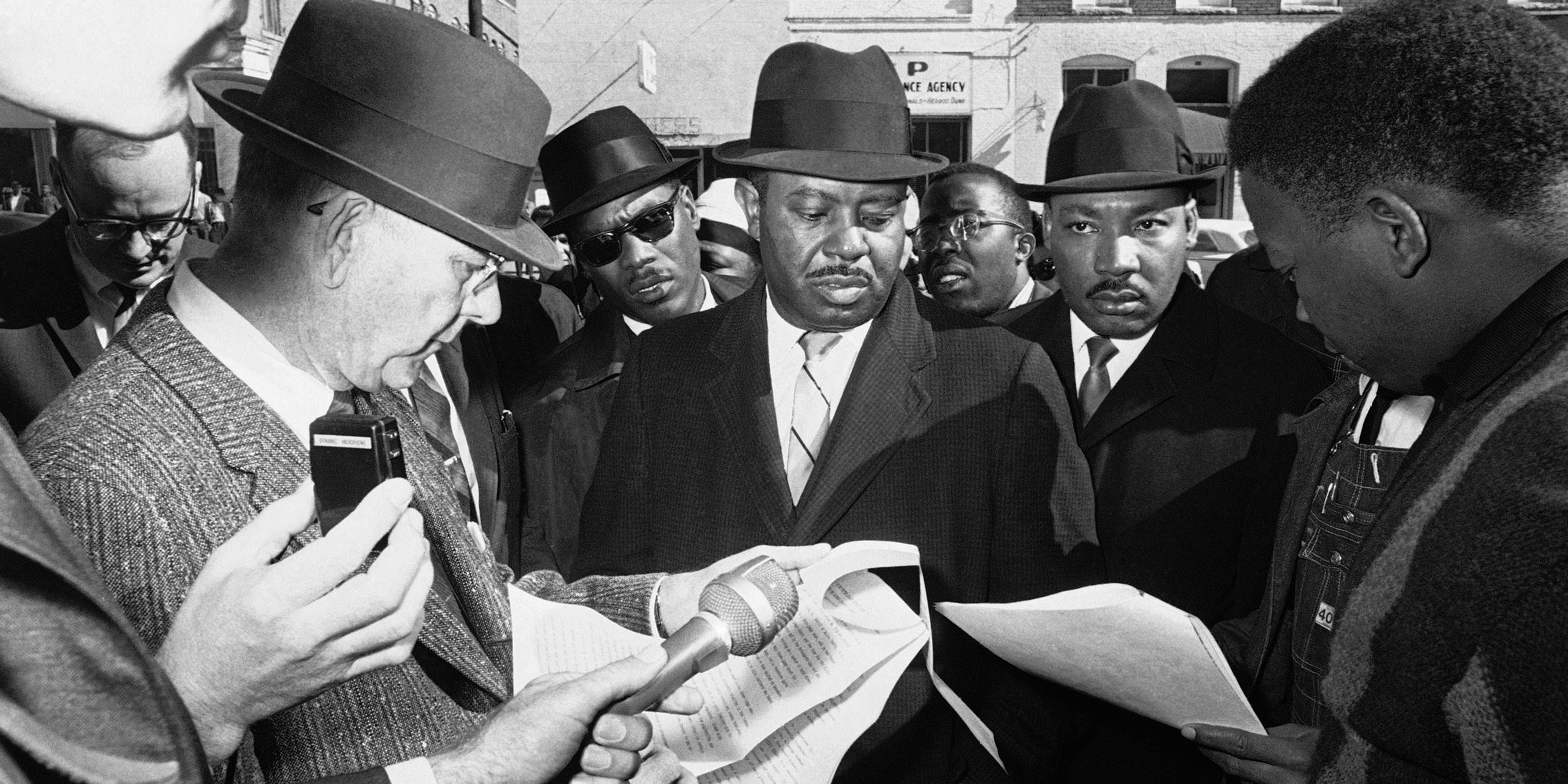 Martin Luther King Jr S Right Hand Adviser Rev Ralph D