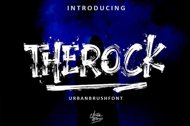 THEROCK - URBAN BRUSH
