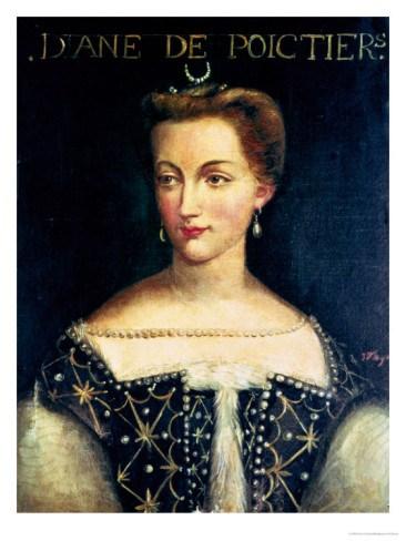 Diane de poitiers mistress of henri ii king of france