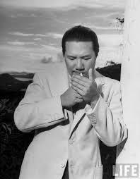 bao dai smoking