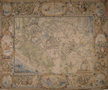 Tapestry map